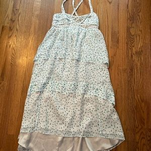 NWT Jcrew Collection maxi dress